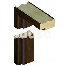 Durų stakta standartinė INVADO 44 x 90, Eco-faneruotė