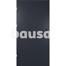 Plieninės durys URAN 790 x 2090 kairės, antracito spalvos