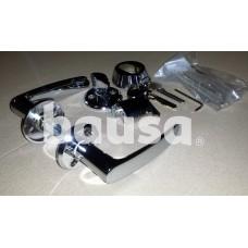 Durų rankena  BASIC 256 CR (cilindras, dangtelis) analogas