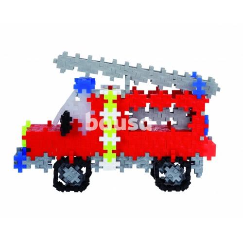 Plus Plus konstruktorius, Ugniagesių automobilis su ugniagesiais, 480