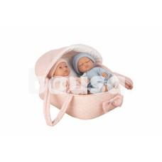 Kūdikėliai - dvynukai, 28 cm