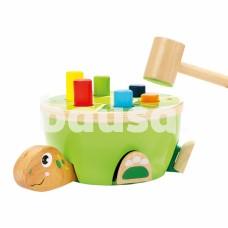 Vėžlys - kalimo žaislas