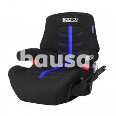 Automobilinė kėdutė Sparco SK900i black-blue (SK900i-BL) 22-36 Kg