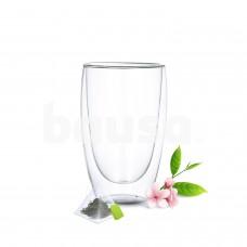 Stiklinių su dvigubomis sienelėmis rinkinys (2vnt.) 450ml