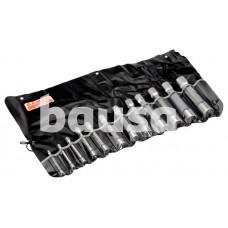 Double head tubular socket wrench set 6-32mm 12pcs