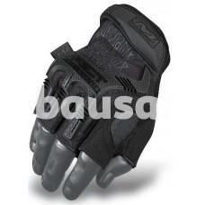 Bepirštės Pirštinės Mechanix M-Pact® FINGERLESS 10/L dydis. Velcro, TrekDry®, dirbtinė oda, delno, krumplių, pirštų apsauga
