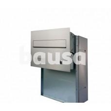 Integruojama pašto dežutė SMDA + SD su telefonspyne