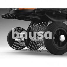 Grėblys samanų kultivavimui HUSQVARNA T200 Compact