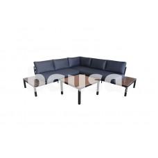 Sodo baldų komplektas MASTERJERO GFKD4763-2 P12, įvairių spalvų, 1–5 vietų