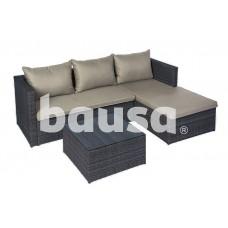 Sodo baldų komplektas DOMOLETTI Sicily Grey J5063-A