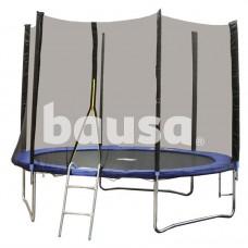 """Batutas 10"""" 305 cm skersmens, su tinklu ir kopėčiomis"""