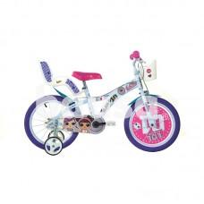 """Vaikiškas dviratis DINO BIKES LOL 616G, 16"""""""