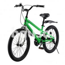"""Vaikiškas dviratis ROYALBABY RB20B-6, žalias, 20"""""""