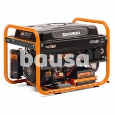 Elektros generatorius DAEWOO GDA 3500E