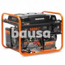 Elektros generatorius DAEWOO GDA 6500E