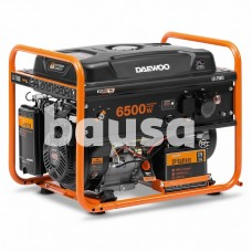 Elektros generatorius DAEWOO GDA 7500E