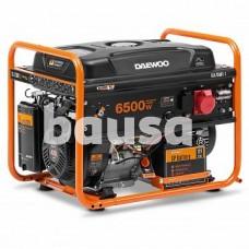 Elektros generatorius DAEWOO GDA 7500E-3