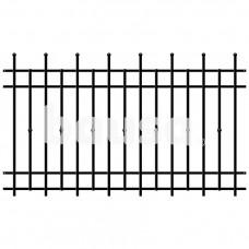 Dekoratyvinės tvoros segmentas Brema, 1475 x 2000 mm