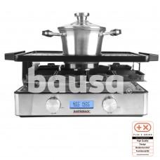 Gastroback 42562 Design Raclette-Fondue Advanced Plus