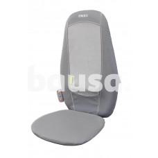 Homedics Shiatsu Massager With Heat grey BMSC-1000H