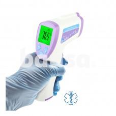 Infraraudonųjų spindulių kaktos termometras Easypix ThermoGun TG2