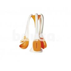 ViceVersa 5 kitchen tools set attraction orange 13722