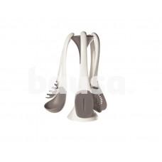 ViceVersa 5 kitchen tools set attraction grey 13771