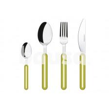 ViceVersa Offset Cutlery Set 24 green 16511