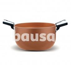 Pensofal Cuprum Saucepan 24-2 Stainless Steel Handle 6713