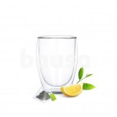 Stiklinių su dvigubomis sienelėmis rinkinys Latte-Macchiato (2vnt.) 350ml