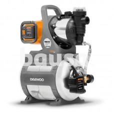 Automatinė siurbimo stotis DAEWOO DAS 6000/24 Inox