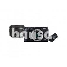 Canon EOS M6 Mark II KIT EF-M 15-45 IS STM black