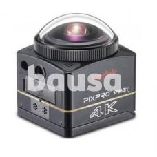 Veiksmo kamera Kodak SP360 4k Dual Pro Kit Black