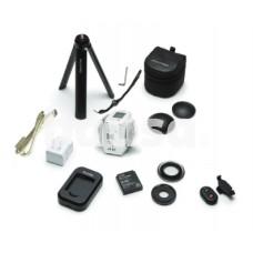 Veiksmo kamera Kodak VR360 4K White