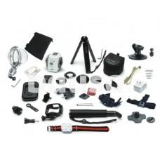 Veiksmo kamera Kodak VR360 4K Ultimate Pack White