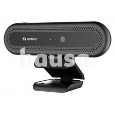 Internetinė kamera kompiuteriui Sandberg 133-99 Face Recognition Webcam 1080P