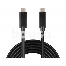 Sandberg 136-09 USB-C to USB-C 2m black