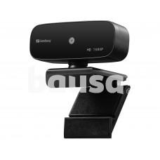Sandberg 134-14 USB Webcam Autofocus 1080P HD