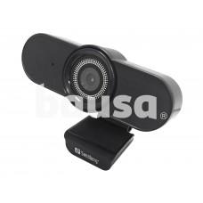 Sandberg 134-20 USB AutoWide Webcam 1080P HD