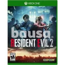 Microsoft Xbox One Resident Evil 2
