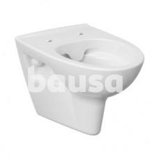 Pakabinamas WC CERSANIT Parva Clean On, be dangčio