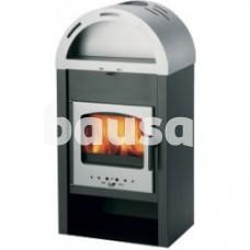 Plieninė krosnelė HAAS+SOHN Vaasa Plus III  (560x1095x378)  5-7,5 kW