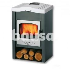 Plieninė krosnelė HAAS+SOHN Vaasa Plus V  (560x876x378)  5-7,5 kW