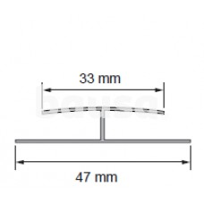 Sujungimo detalė balta B3