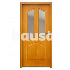 Medinės lauko durys Clasic P111