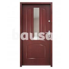 Medinės lauko durys Clasic P113