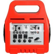 Akumuliatorių įkroviklis YATO YT-8301 12 V 2 / 6 / 12 A
