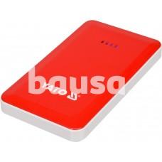 Pakrovėjas-paleidėjas nešiojamas akumuliatorius Powerbank 7500 mAh Li-Po YATO YT-83080