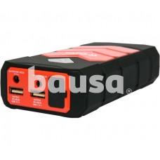 Pakrovėjas-paleidėjas nešiojamas akumuliatorius Powerbank 9000 mAh Li-Po YATO YT-83081