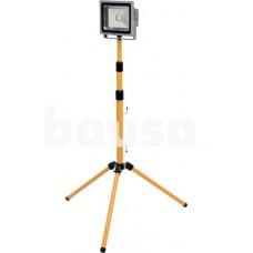 Prožektorius LED 30 W + stovas teleskopinis YATO YT-81810